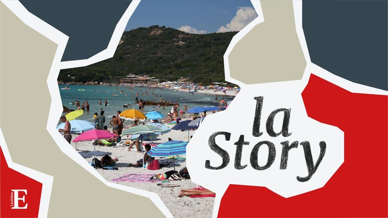 La Corse a souffert des conséquences de l'épidémie de coronavirus