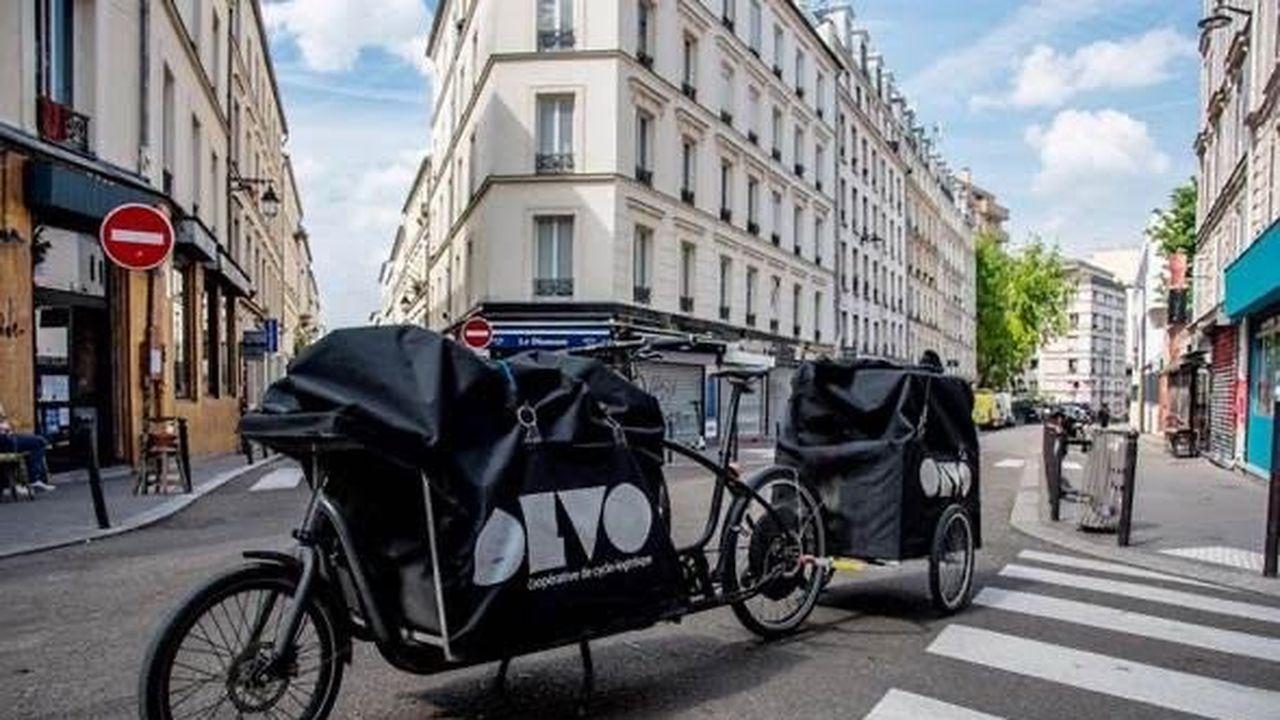 Les vélos-cargos OLVO
