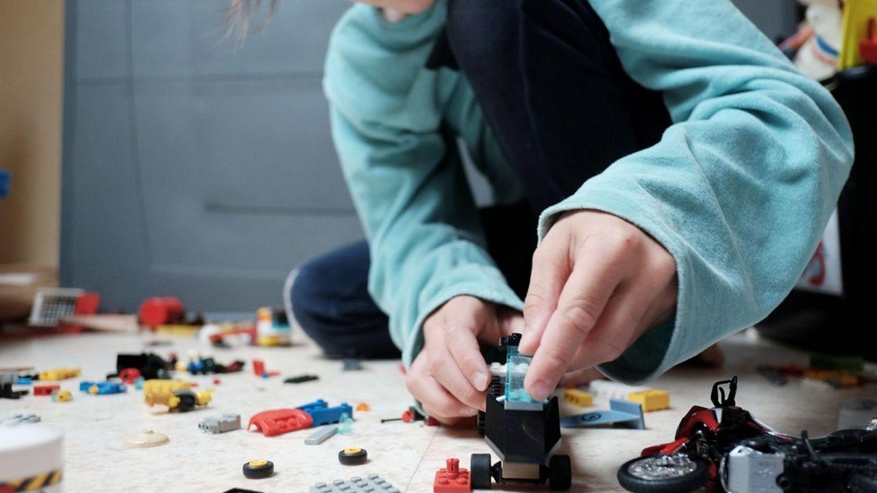 Lego prévoit d'ouvrir 120 magasins supplémentaires sur l'ensemble de l'année, dont 80 en Chine.