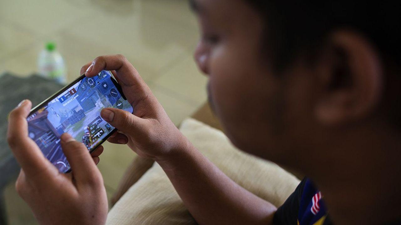 Parmi l'interdiction de 118 applications chinoises, l'Inde a visé le très populaire jeu PUBG (PlayerUnknown's Battlegrounds) qui compte des millions d'utilisateurs indiens.
