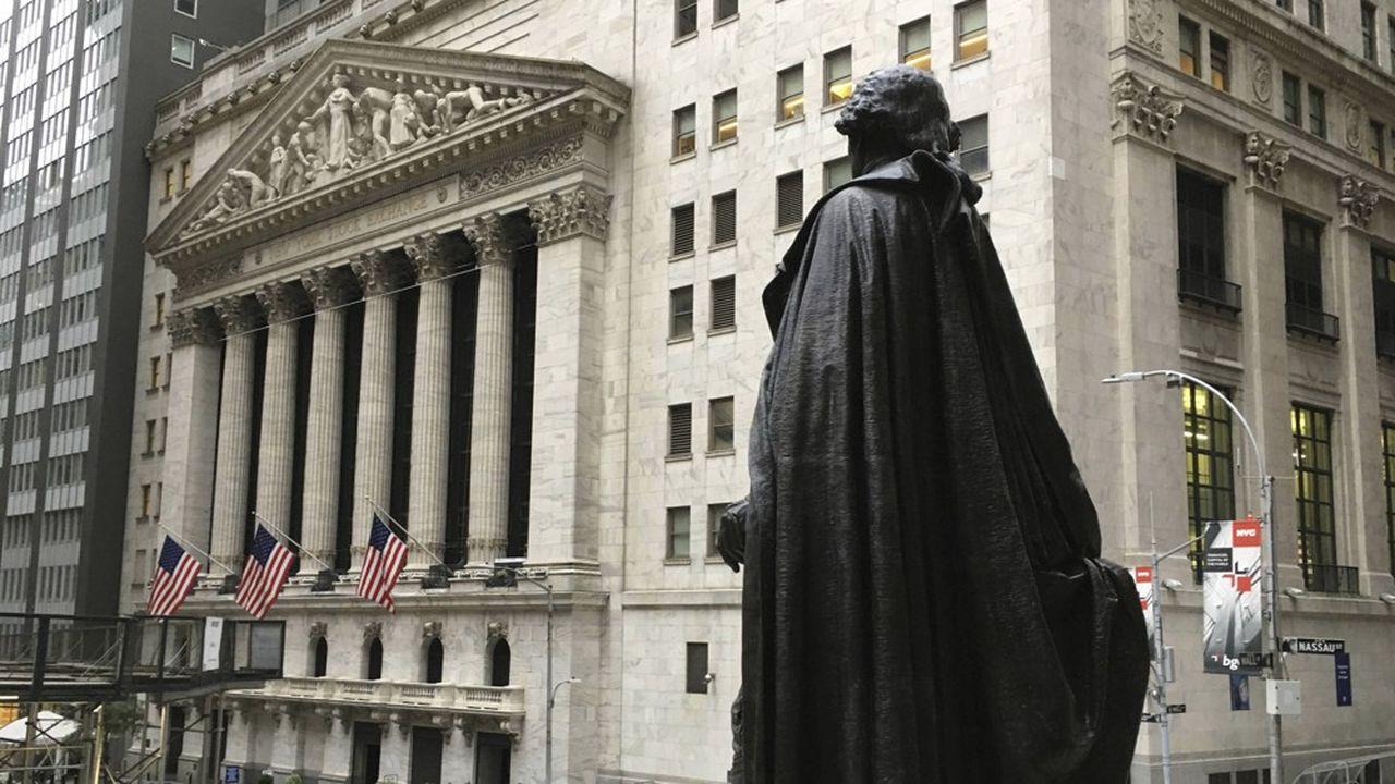 Depuis 1990, l'affaiblissement du dollar a été le principal moteur de la demande d'actions des investisseurs étrangers