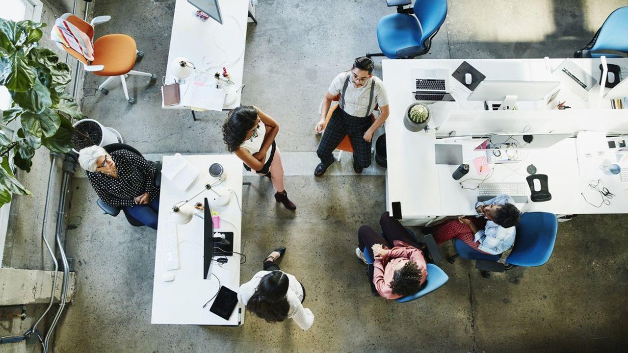 Le 100% télétravail n'est pas envisageable. Il faudra toujours des bureaux physiques pour regrouper dans un même lieu les salariés.