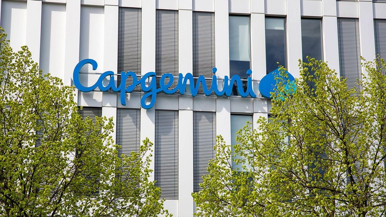 Entre avril et juin, Capgemini a vu son carnet de commandes grossir de 18,8% par rapport à la même période en2019, alors que l'économie était à l'arrêt.