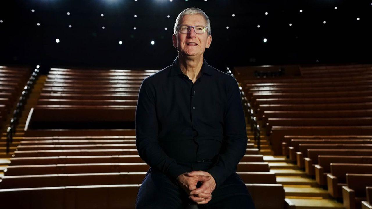 Tim Cook a fait d'Apple un des groupes les plus offensifs sur les questions climatiques.