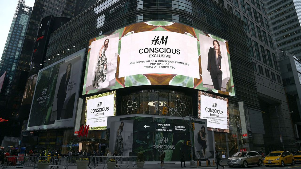 Les enseignes, C & A, H & M et Inditex (Zara) figurent parmi les premiers acheteurs mondiaux de coton biologique pour leurs collections durables