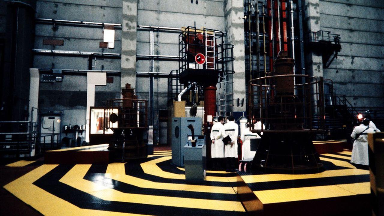 Les centrales nucléaires françaises doivent beaucoup aux investissements et planifications du Commissariat général au Plan.