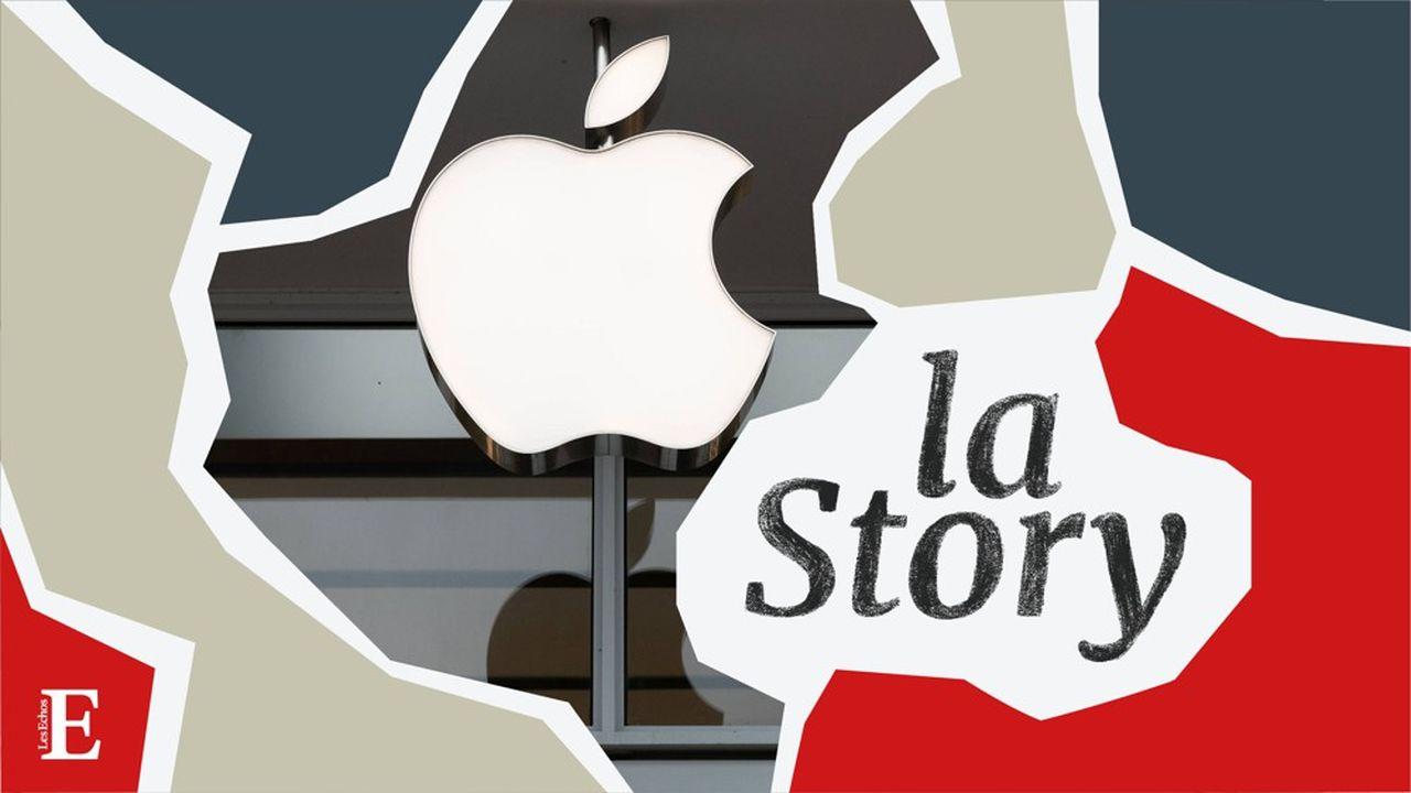 Apple récolte les fruits de sa stratégie en devenant la première entreprise à dépasser le seuil des 2000 milliards de dollars de capitalisation.