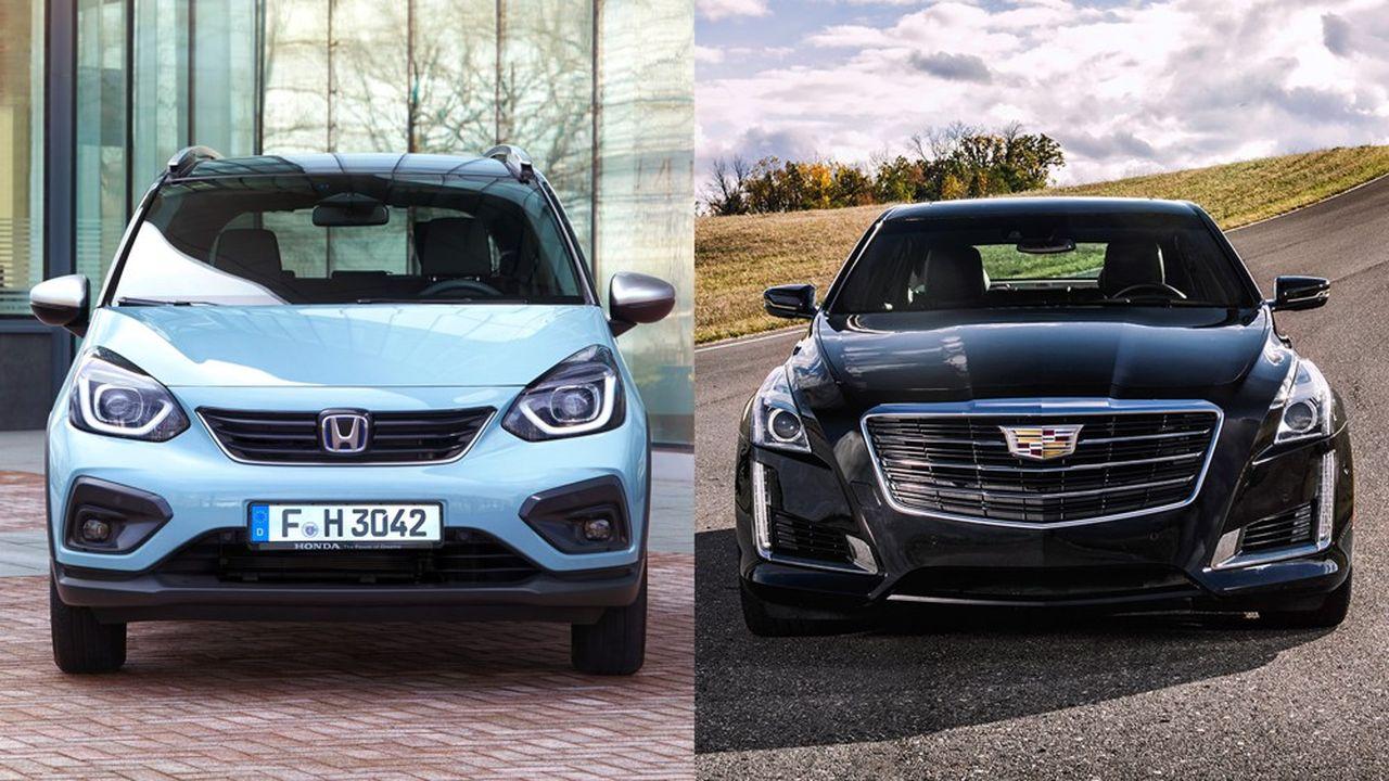 General Motors et Honda vont faire cause commune en Amérique du Nord
