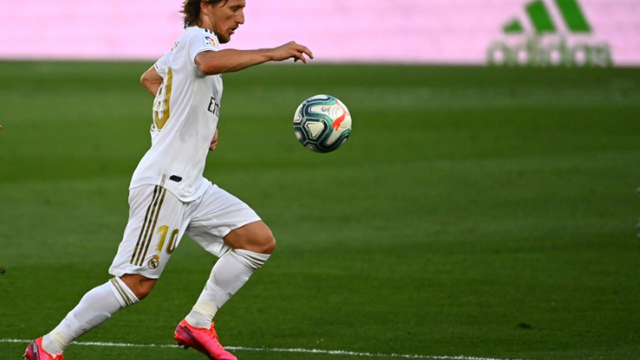 Luka Modric se prononce sur l'avenir de Lionel Messi