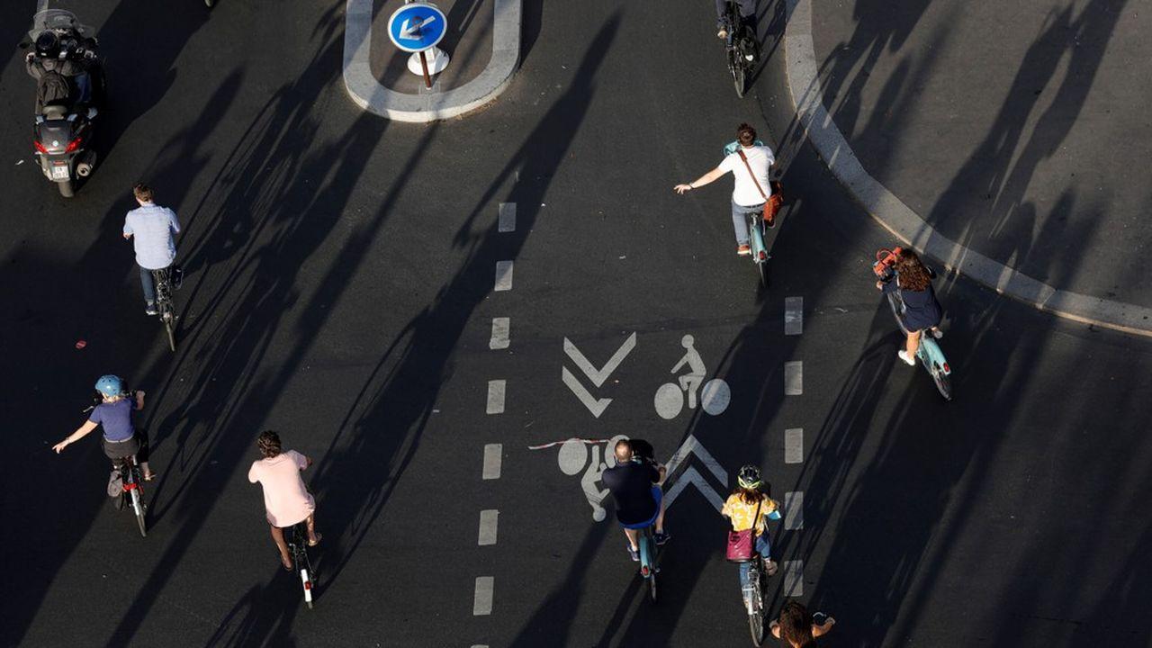 Le plan de relance consacre plus de 1milliard d'euros aux mobilités du quotidien, dont le vélo.