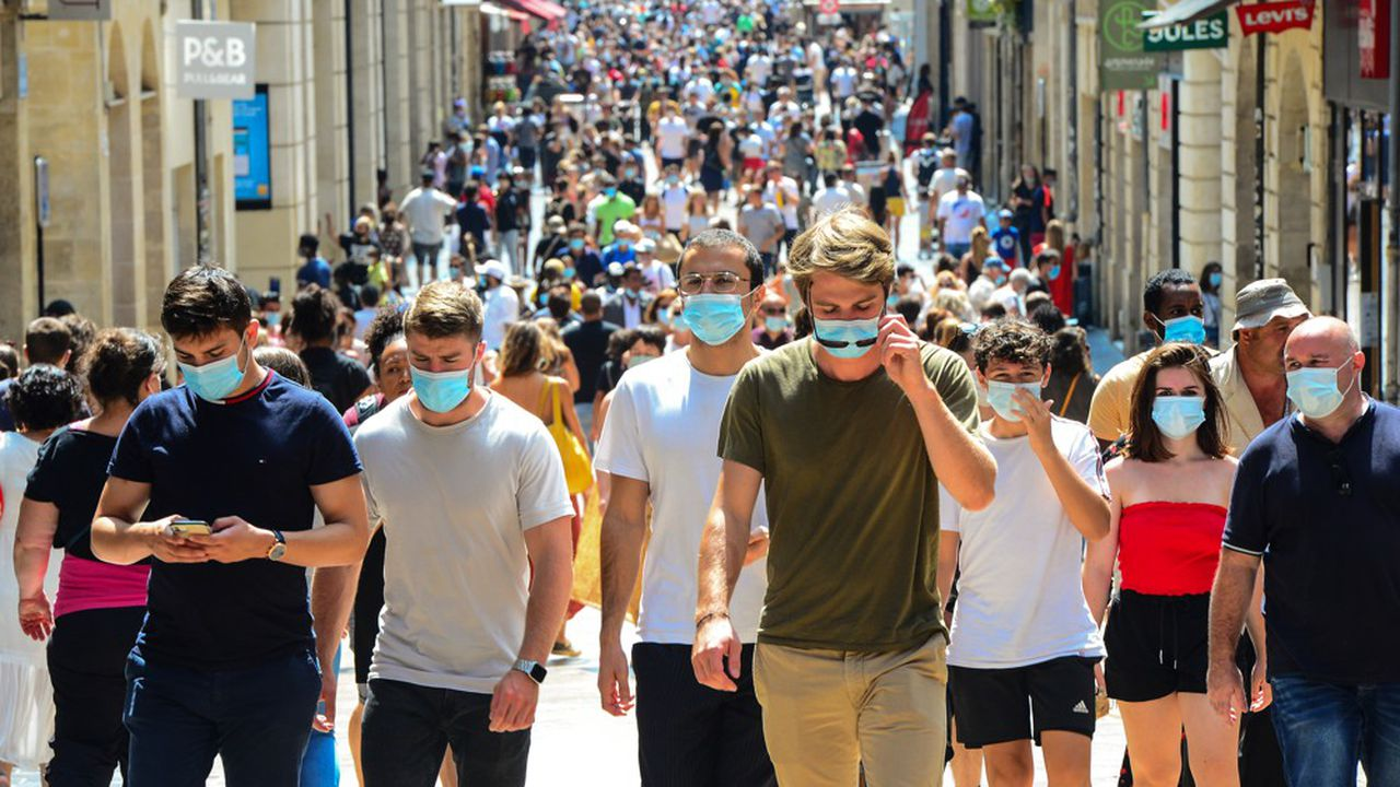 Coronavirus Ce Qu Il Faut Retenir De La Journee Du 3 Septembre Les Echos