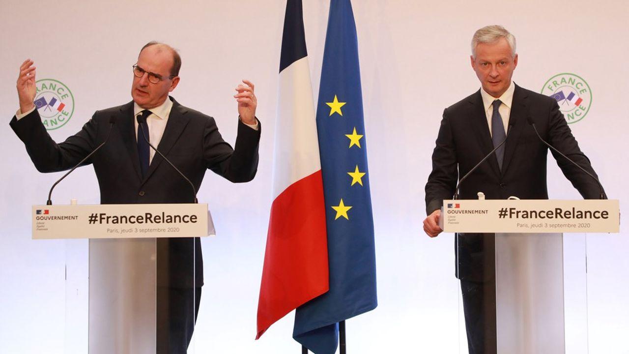 Le Premier ministre, Jean Castex, a promis «des effets concrets et perceptibles pour le plus grand nombre».