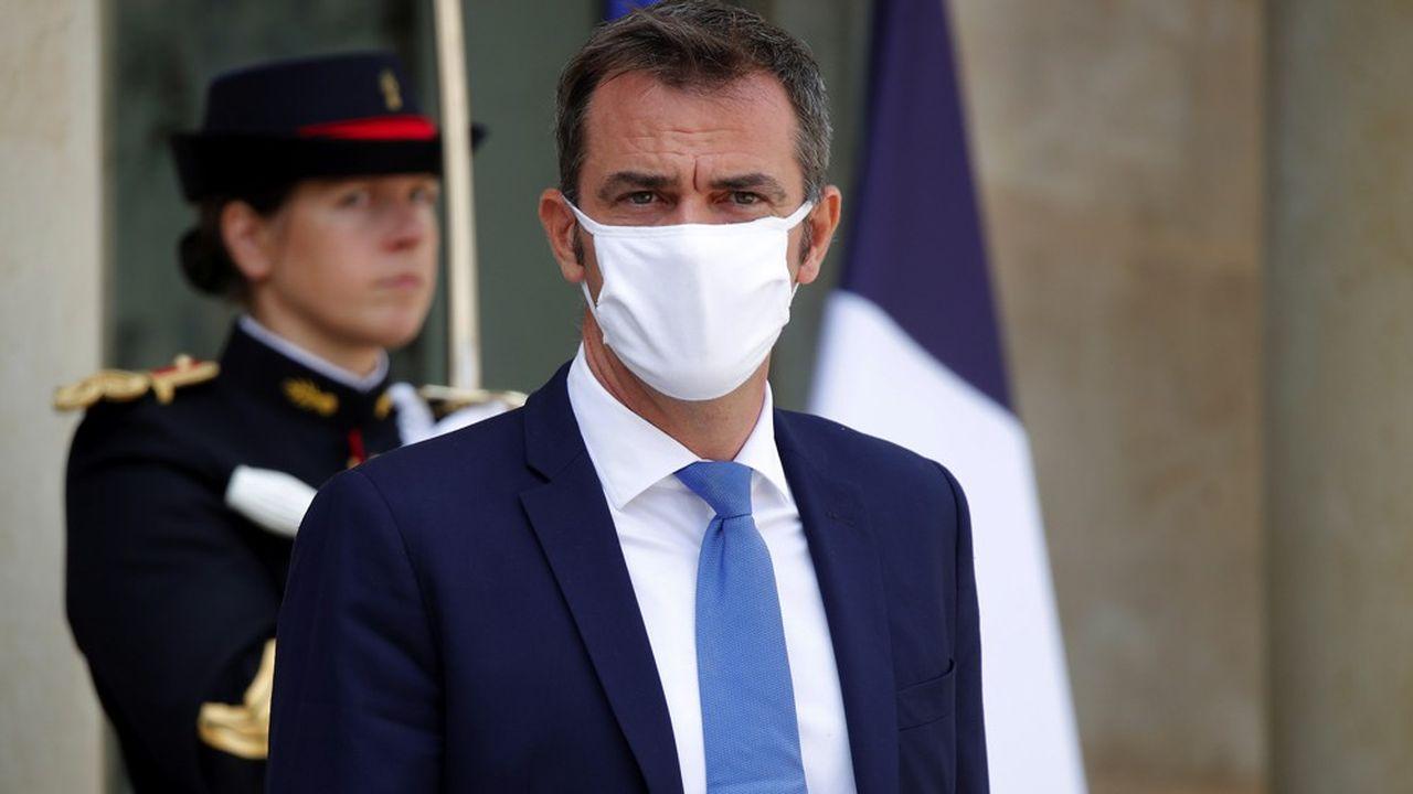 Le ministre de la Santé Olivier Véran (photo) et le ministre délégué aux Comptes publics Olivier Dussopt ont présenté la facture du Covid aux complémentaires santé.