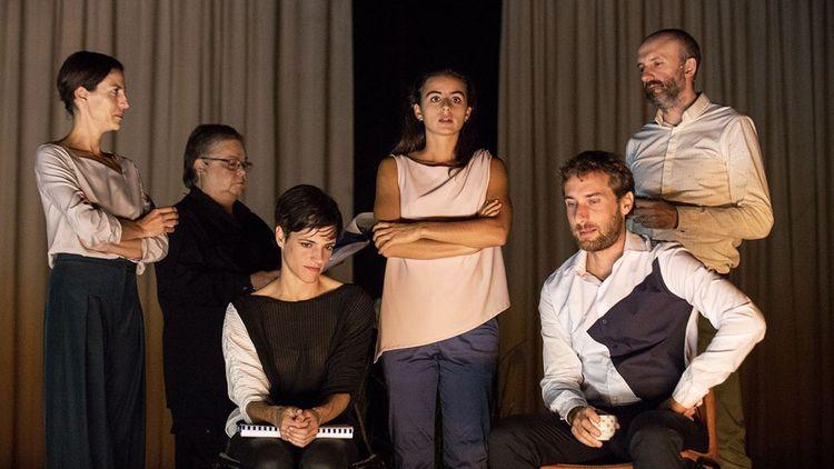 «Sopro», superbe fable fantôme sur le théâtre signée Tiago Rodrigues. Festival d'automne.