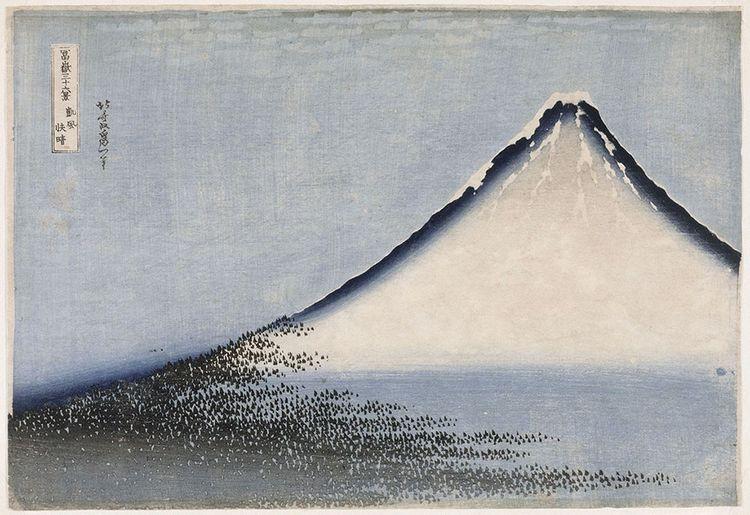 Hokusai Katsushika (1760-1849).