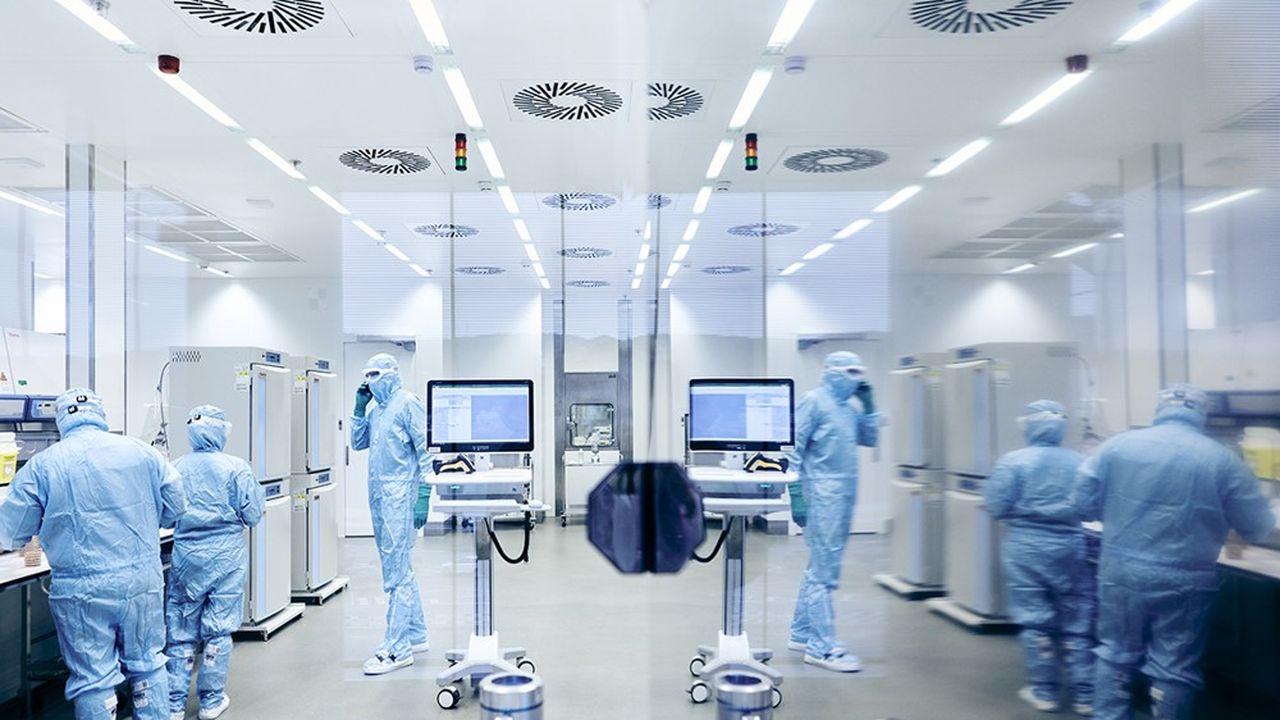 Le modèle de rentabilité des CART cells reste problématique même s'ils sont déjà fabriqués, notamment à Stein en Suisse.