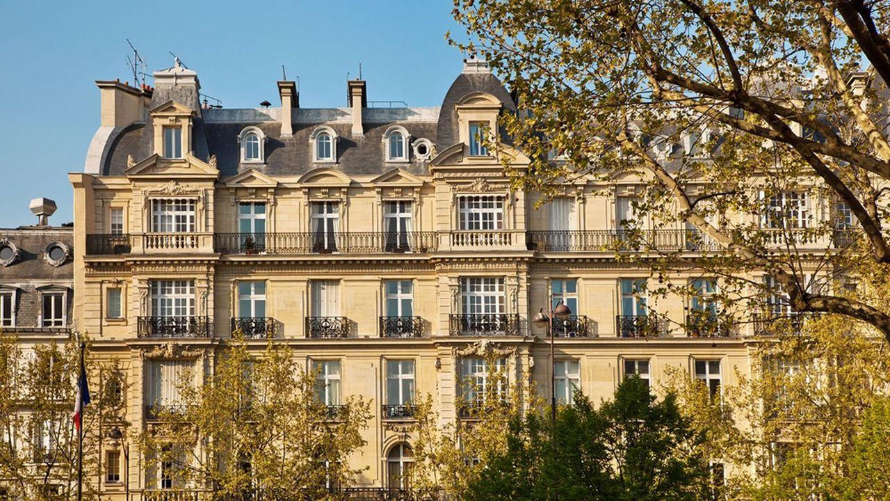 A Paris, la remise en route du marché intra-muros a connu quelques lenteurs par rapport à la reprise sur les chapeaux de roues constatée dans le reste de l'Hexagone.