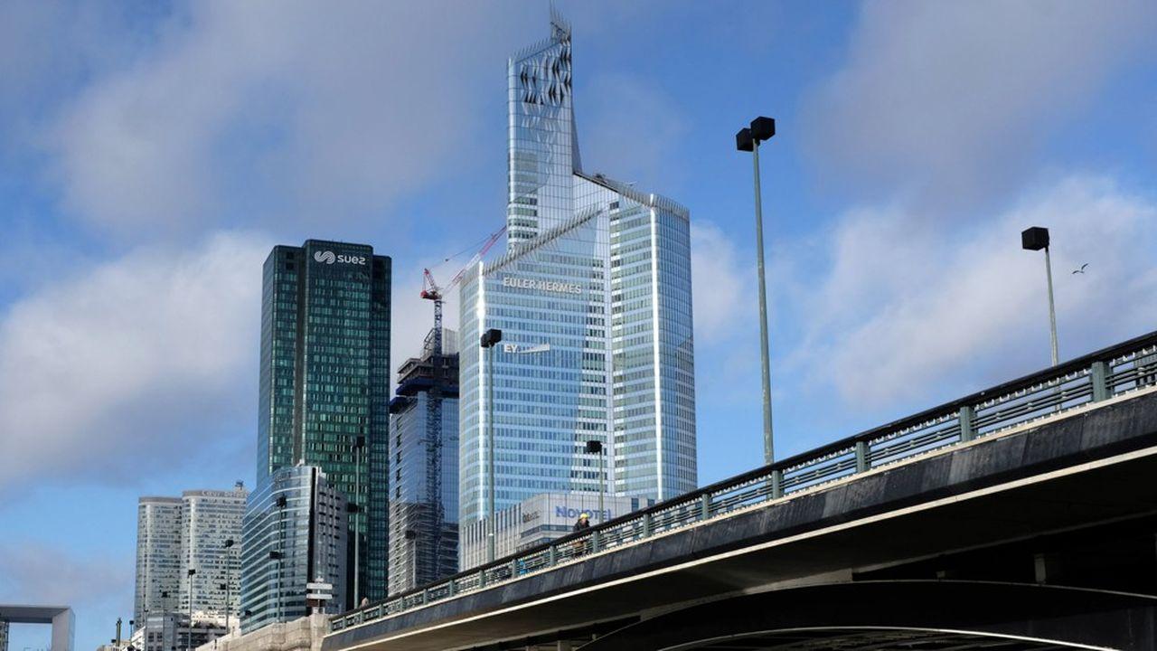 Les équipes du cabinet Kalydia, acquis par EY Consulting, n'auront qu'à traverser la Seine pour passer de leurs bureaux de Levallois-Perret au siège d'EY, dans la Tour First à La Défense.