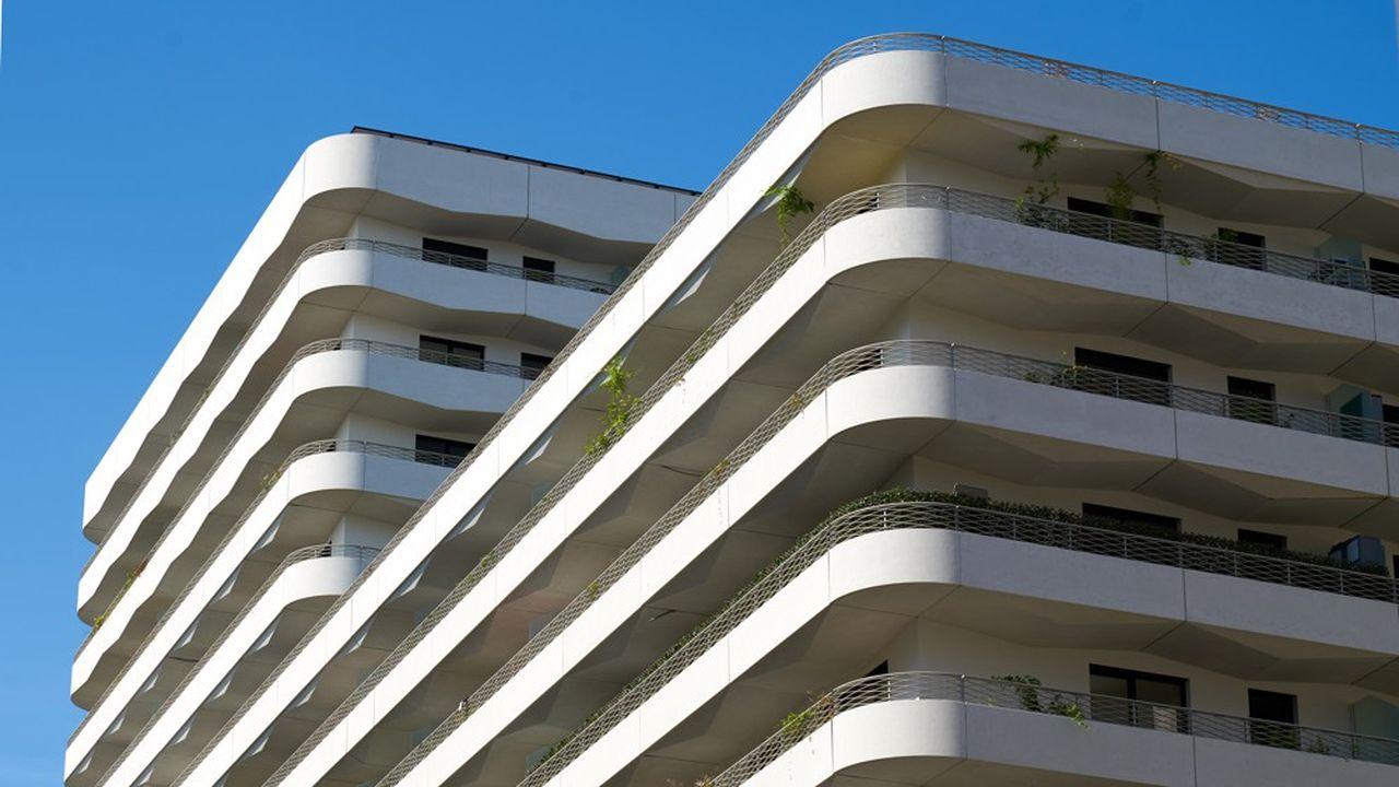 Pour l'immobilier neuf, si la demande reste solide, l'offre tend pour sa part à s'effriter.
