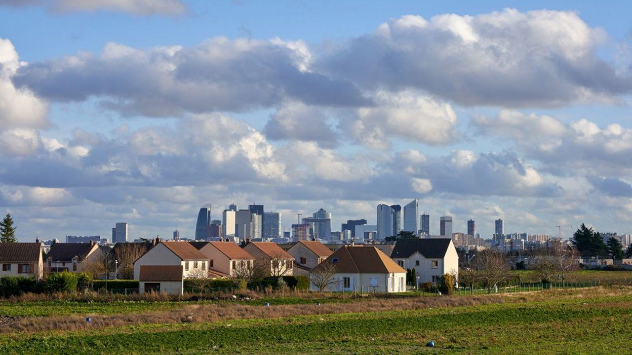 Les prix en banlieue restent pour le moment globalement stables, voire se tassent, depuis la sortie du confinement.