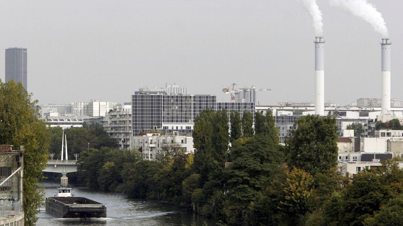 L'Ile-de-France sera l'une des principales régions bénéficiaires de la réduction de moitié de la cotisation sur la valeur ajoutée des entreprises.