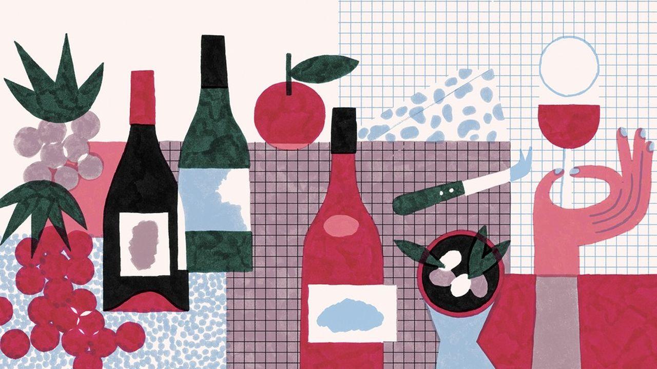 Notre sélections de vins blancs et rosés pour la rentrée