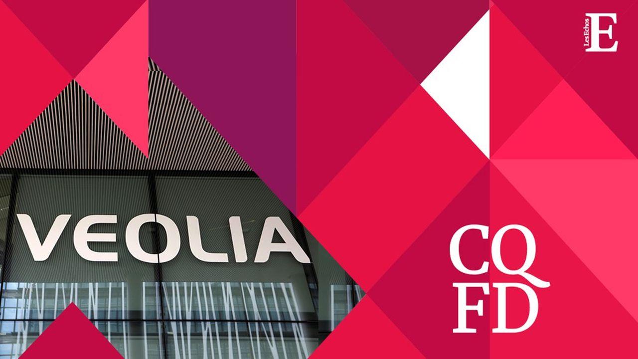 Le futur ensemble Veolia-Suez pèserait 41milliards d'euros de chiffre d'affaires en cumulé.