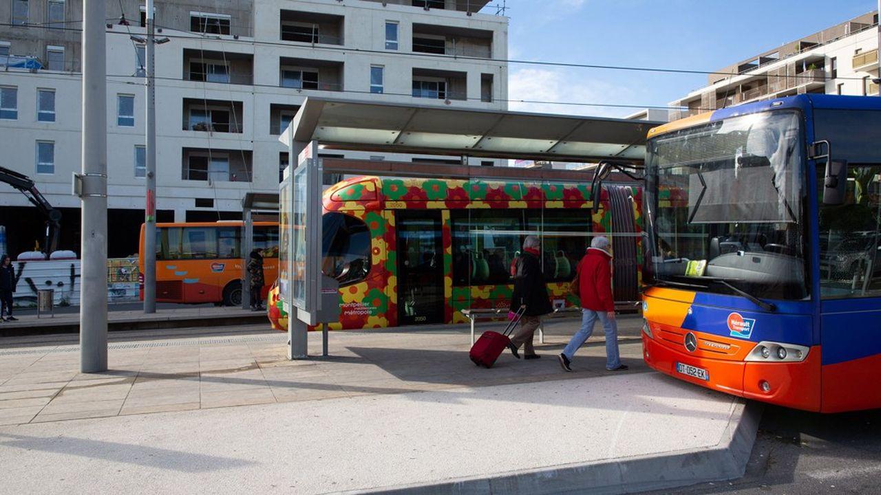 A Montpellier, à partir du 5septembre, les transports en commun deviennent gratuits le week-end pour les habitants de la métropole.