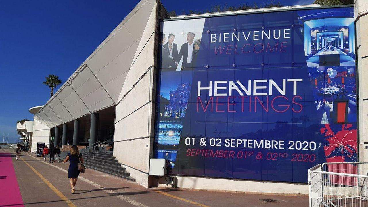 Le salon Heavent a accueilli 350 exposants et 500 top décideurs à Cannes