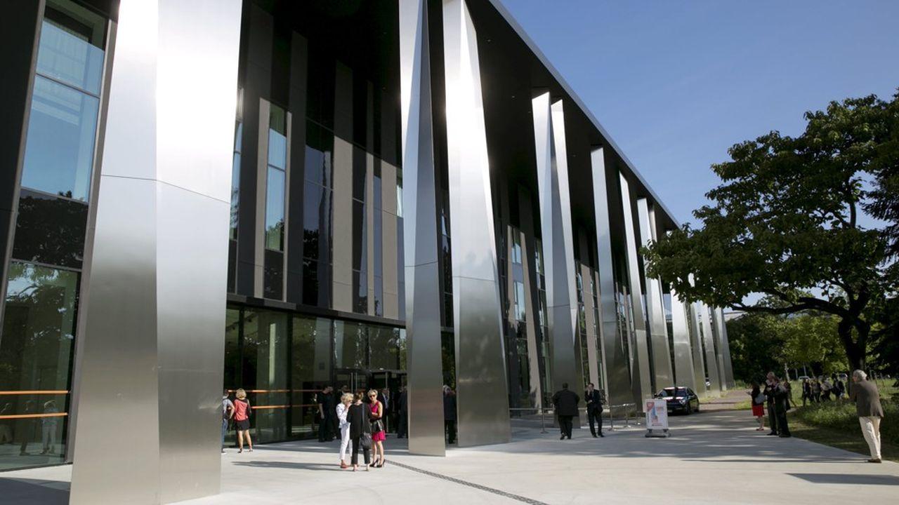 La Foire européenne de Strasbourg accueille 600 exposants cette année, contre environ le double d'ordinaire.