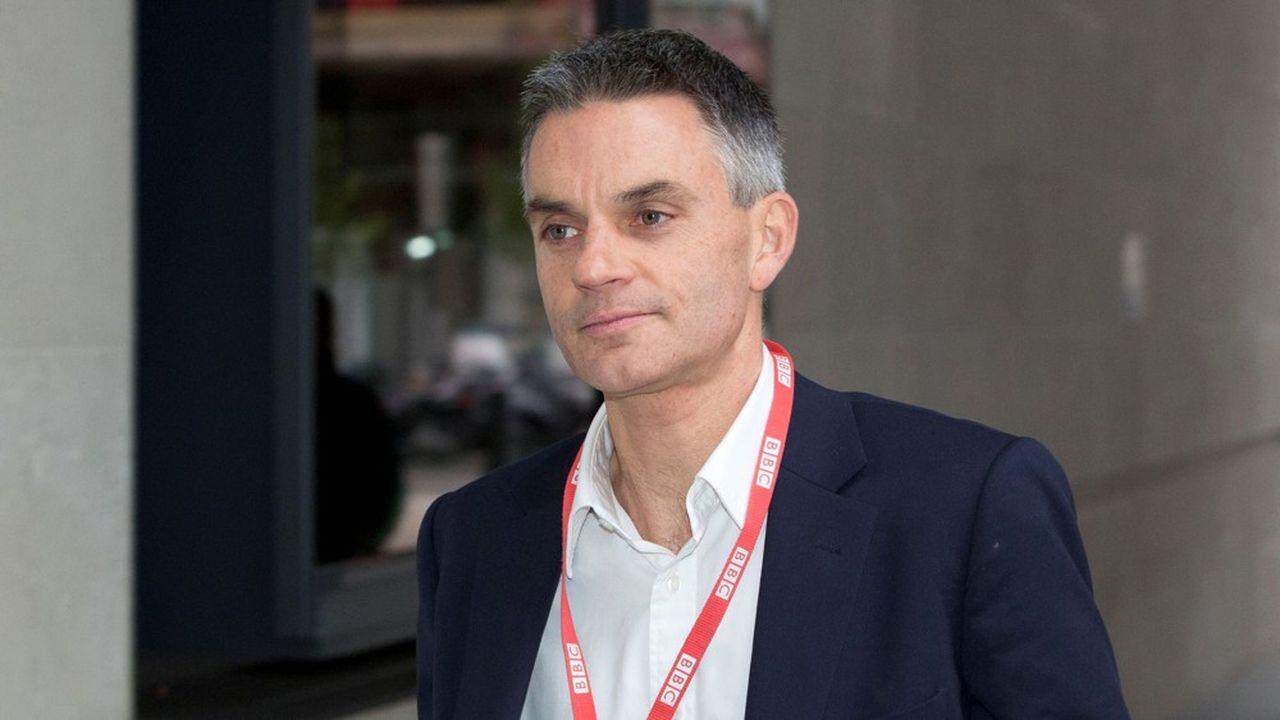 Tim Davie, le nouveau directeur général de la BBC, a pris ses fonctions au 1erseptembre.