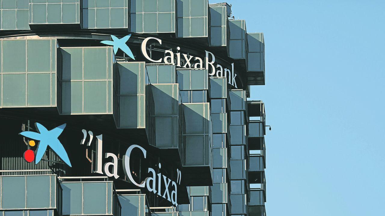 CaixaBank et Bankia annoncent les préparatifs d'une fusion.