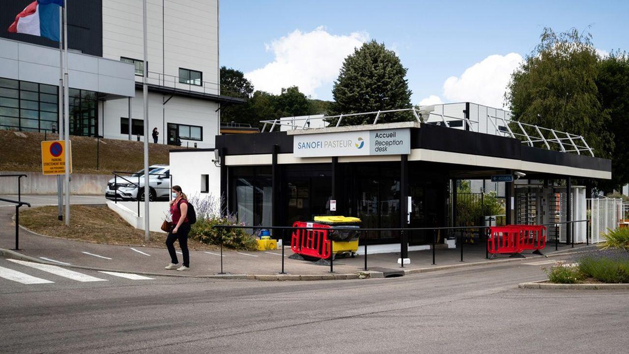 Pour la partie européenne, le vaccin sera fabriqué en France, à Vitry-sur-Seine (photo: le centre de distribution mondial de Sanofi à Val-de-Reuil).