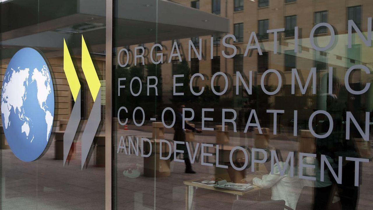 Le départ du secrétaire général de l'OCDE, le Mexicain Angel Gurria, en juin2021 après trois mandats, suscite l'intérêt de Washington.