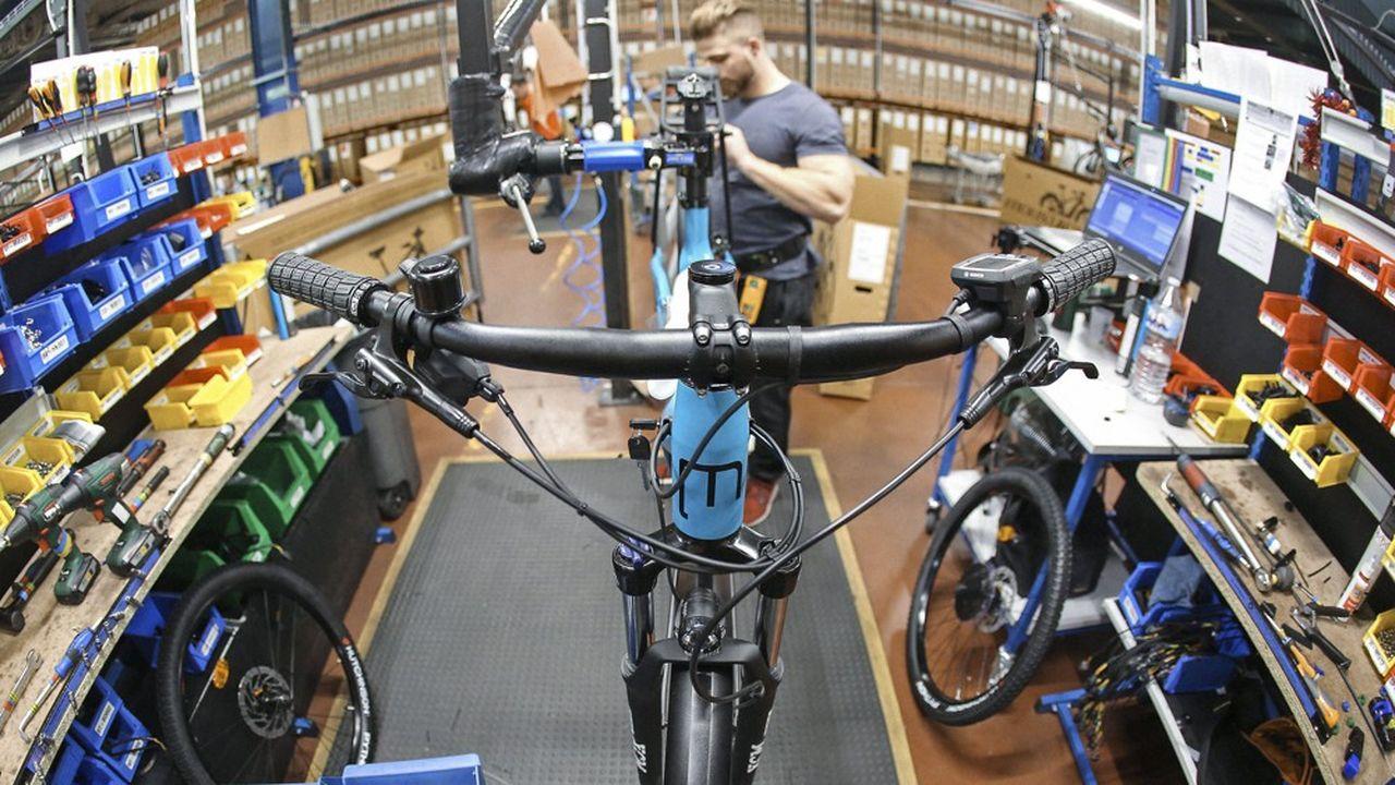 Le pari gagnant de Moustache, le champion français du vélo électrique