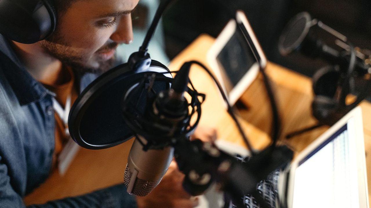 La production et l'écoute de podcasts ont explosé ces dernières années.