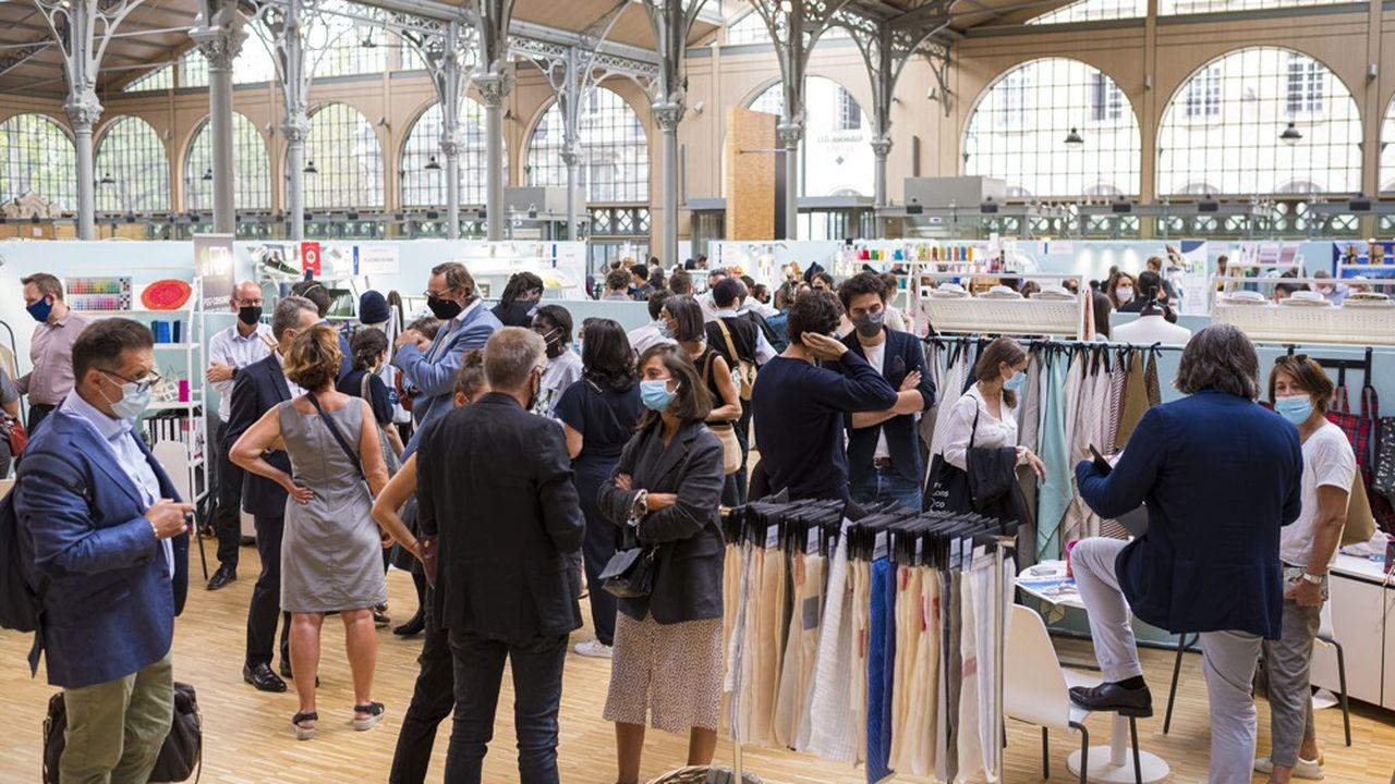 Le salon Made in France a connu une affluence en hausse de 9%, indiqueOlivier Ferraton, le directeur général de GL Events.