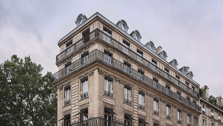Immeuble de bureaux Boulevard Malesherbes