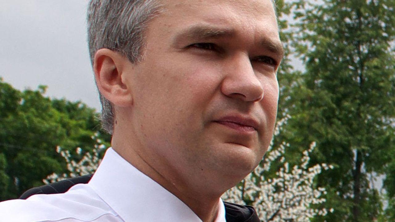 Pavel Latouchko, ex-ambassadeur en Europe, ex-ministre biélorusse de la Culture.