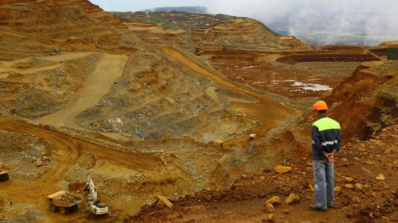 La Société Le Nickel détient plusieurs sites d'extractions en Nouvelle-Calédonie et une usine à Nouméa.