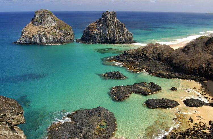L'île paradisiaque de Fernando de Noronha
