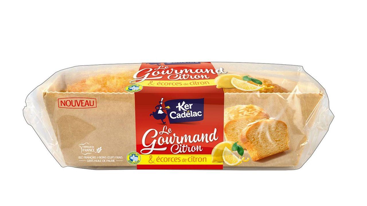 Ker Cadélac, la principale marque de biscuits de Pâtisseries Gourmandes, est vendue en France et à l'étranger.