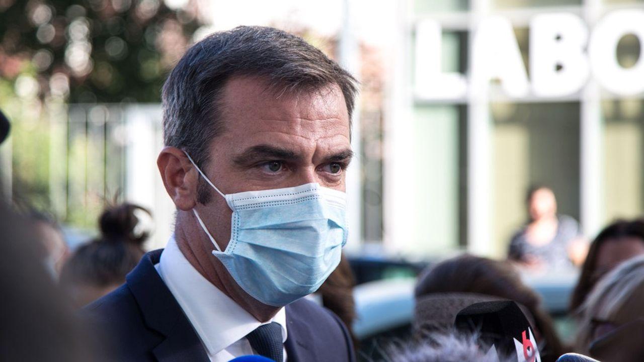 Le ministre de la Santé Olivier Véran veut réduire la durée de la quarantaine pour coronavirus.