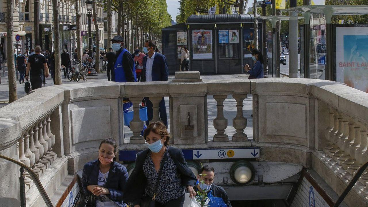 Au cours des dernières 24heures, la France a recensé 4.203 cas supplémentaires.