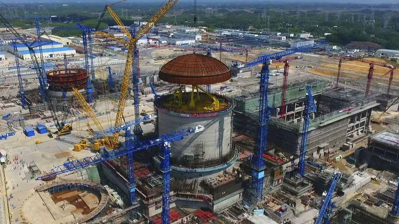 Selon GlobalData, la Chine devrait doubler la France en 2022, pour devenir le deuxième pays en termes de puissance nucléaire installée dans le monde, derrière les Etats-Unis.