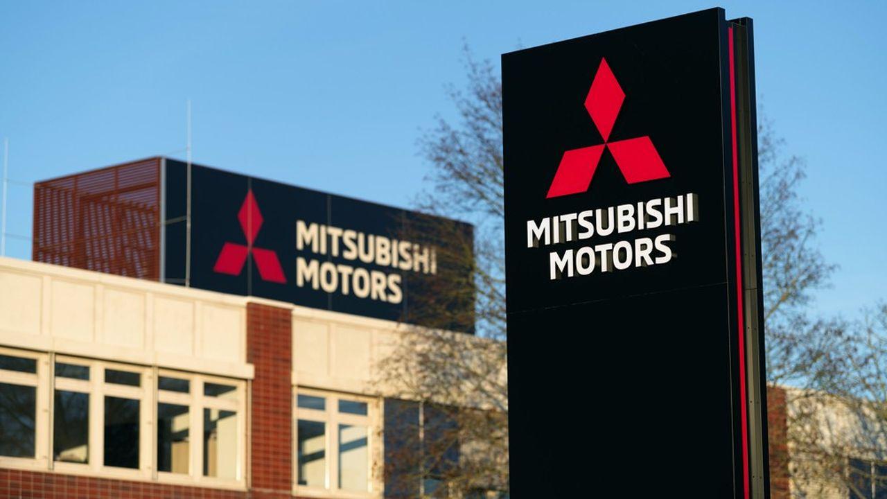 Mitsubishi, qui dispose d'une usine en Allemagne (ci-dessus), a fait savoir fin juillet qu'il ne lancerait plus de nouveaux modèles en Europe.