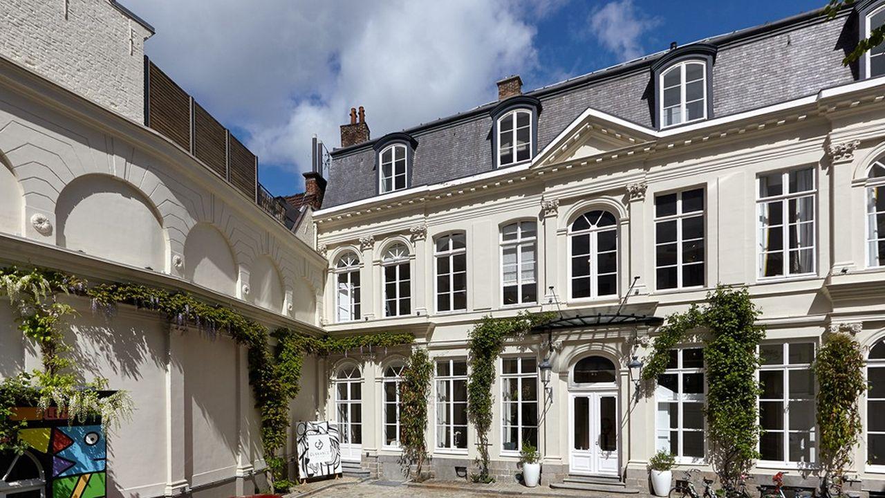 Le Clarance Hôtel, à Lille, a dû passer par la médiation du crédit pour que les banques lui accordent un prêt garanti par l'Etat (PGE).