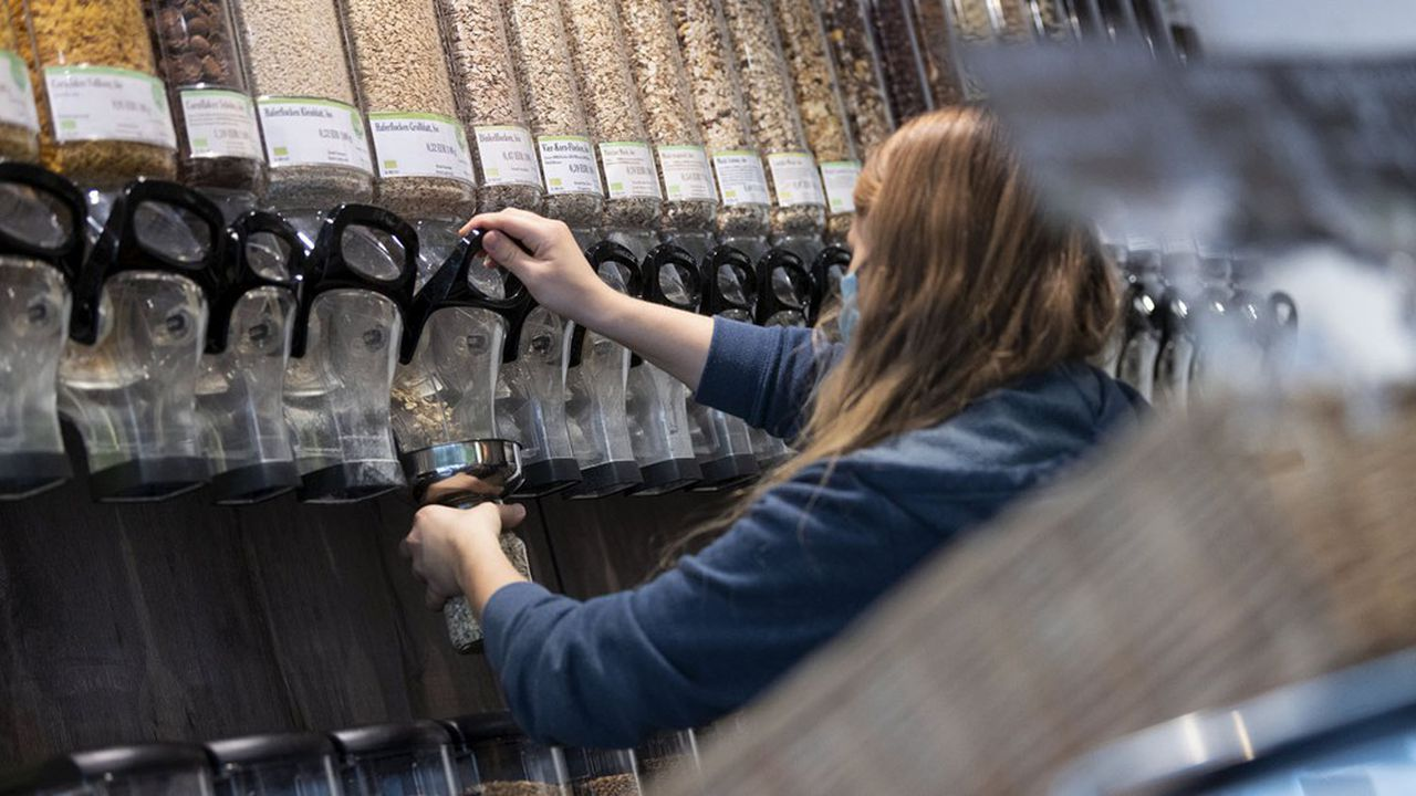 A la mi-juillet, 7 acheteurs de vrac sur 10 étaient revenus, selon une étude Nielsen en collaboration avec Réseau Vrac