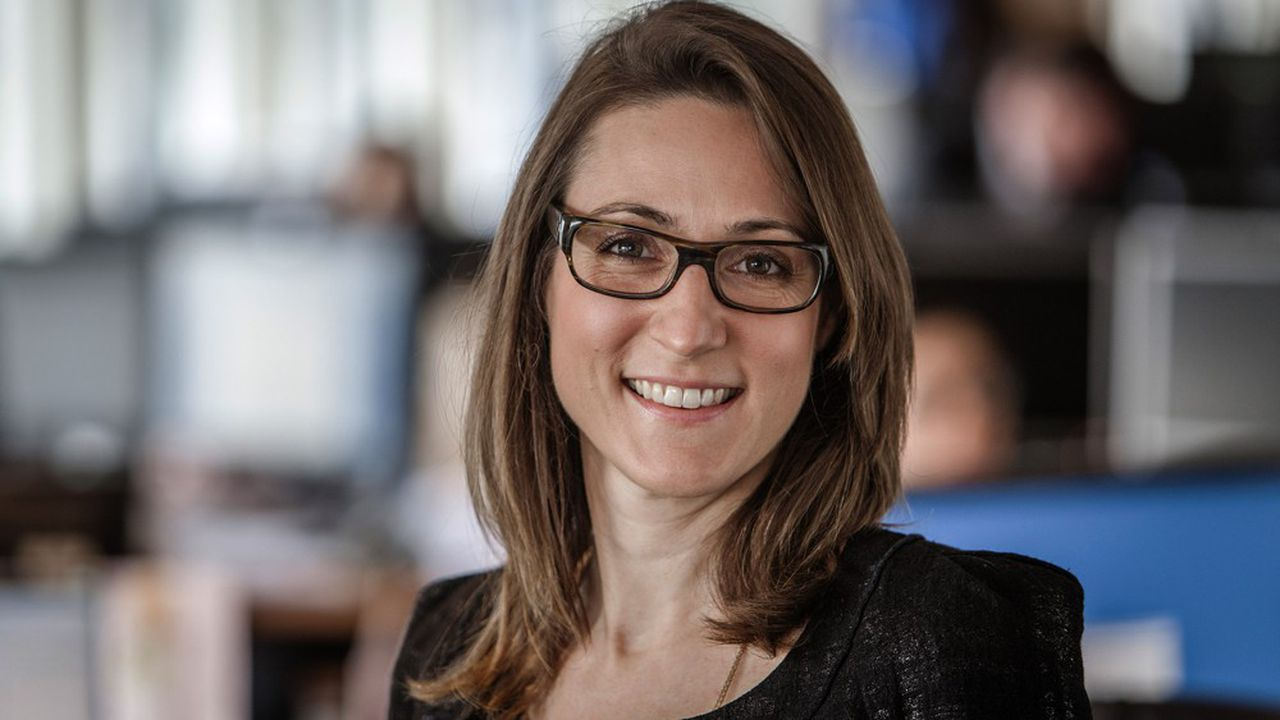Florence Barjou, nouvelle directrice des investissements de Lyxor.