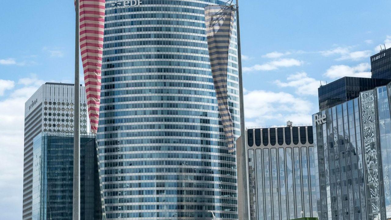 EDF lance la plus grosse émission d'obligations vertes convertible en actions.